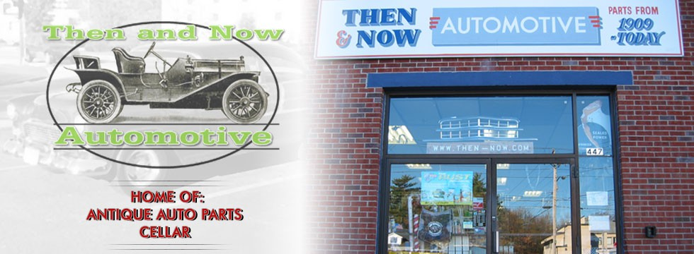 Then And Now Automotive Home Page Then And Now Automotive
