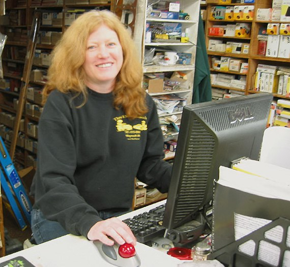 then-now-automotive-staff-member-auto-parts-inventory-lisa-pawlik